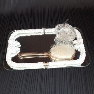 1940's / 1950's Dressing Table Items